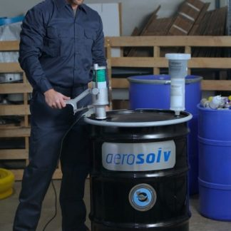 Aerosolv Aerosol Can Recycling Systems
