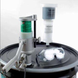 Aerosolv 5000 Recycling System Ramflat Ramflat