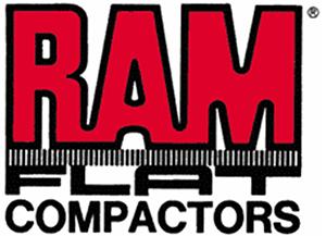 Ram Flat Logo Red