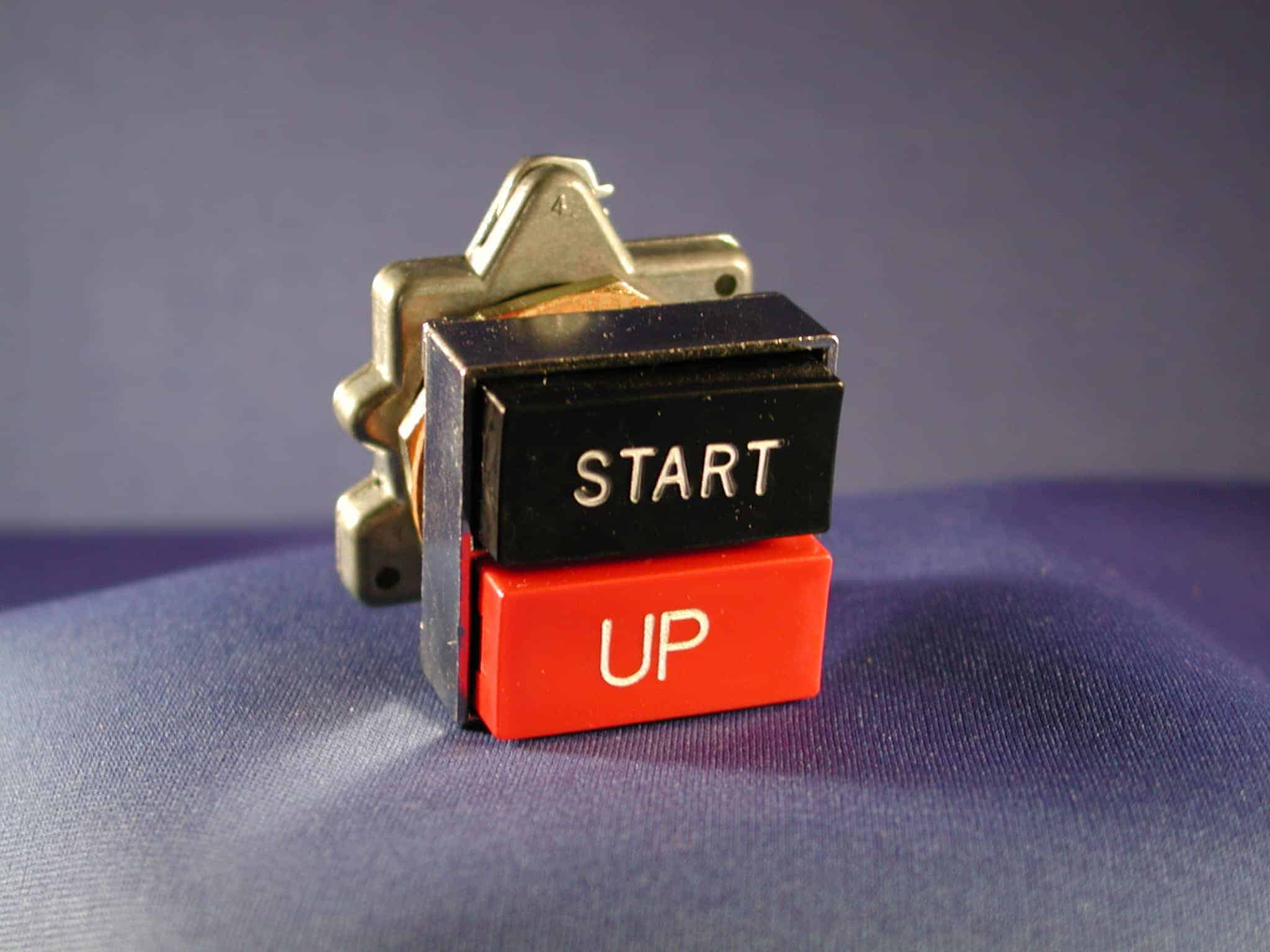 START/UP Button
