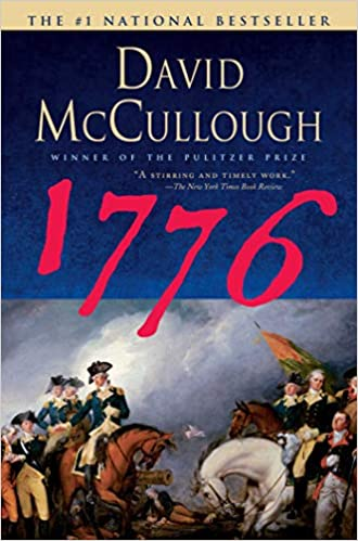 Image of 1776 book cover, courtesy of Amazon
